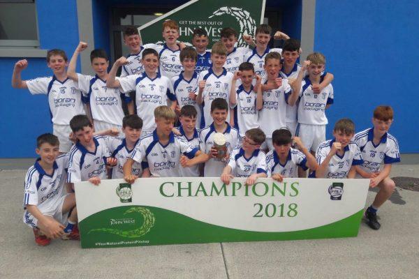 Naas Feile Champions 2018